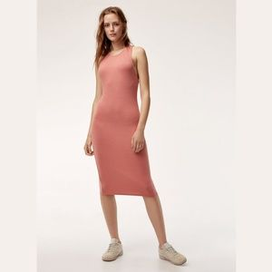 Aritzia Wilfred Free Masha Dress